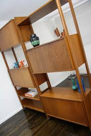 Ebay Room Divider - mid century room divider wall unit desk system cocktail cabinet