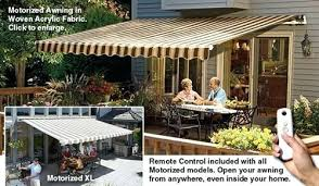 Sunsetter Patio Awning Lights Sunsetter Patio Awning Lights Motorized Awnings Sunsetter Patio