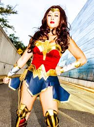 woman cosplay costumes comic 2017 pictures