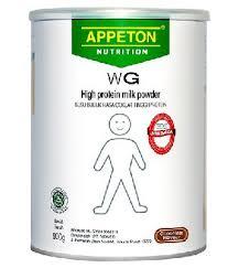 harga 7 merek susu penambah berat badan untuk wanita dewasa