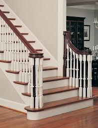 Wooden Stair Banisters Brosco Wood