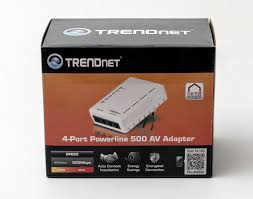 tpl 4052e trendnet ip kamerák és egy powerline adapter ipon hardver és
