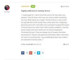 sammydress reviews sammydress scam