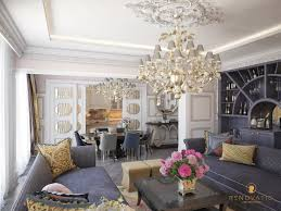 Neoclassical Style Homes Renovatio Luxury Apartment In The Neoclassical Style Of 300