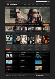 schedule website template website templates tv channel television