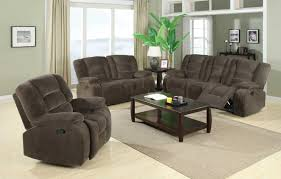 cloth reclining sofa collection 600991 padded velvet reclining sofa u0026 loveseat set