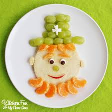 st patrick u0027s day leprechaun pancakes for breakfast pancakes