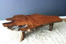 burl coffee table for sale table burl coffee table