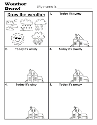 45 best english learning weather images on pinterest english