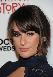 makeup for navy blue dress buscar con google makeup lea michele navy and makeup