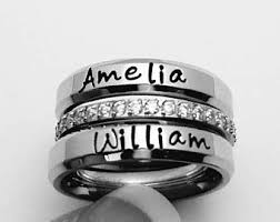 name rings com images Name ring etsy jpg