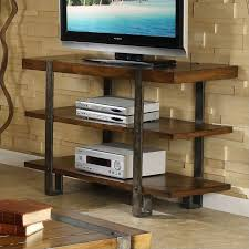 console table tv stand sierra console table tv stand in landmark worn oak 3415