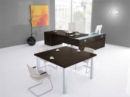 Executive Office Tables 1200mm Small Executive Office Desk Medium Oak 1861 With Pedestal