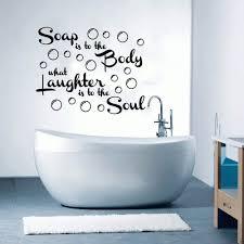 17 decorative bathroom wall decals keribrownhomes bathroom decor