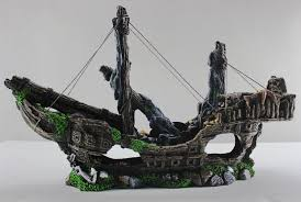 pirate ship aquarium 1000 aquarium ideas