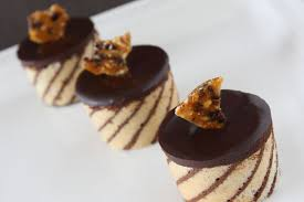 daring bakers mini chocolate hazelnut mousse entremets dessarts