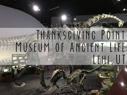 thanksgiving point s museum of ancient in lehi ut yellow