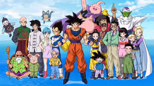 5 characters dragon ball super gt movies