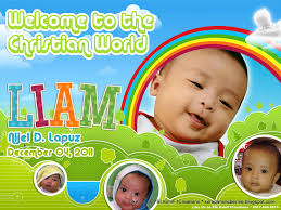 layout for tarpaulin baptismal f1 digital scrapaholic colorful baptismal tarpo for sp mom dyanne