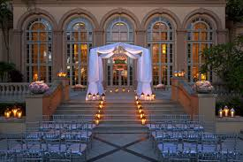 wedding packages the ritz carlton naples