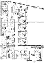 Floor Plan Of Office Building 32 Best Healthcare Medical Office Images On Pinterest Office