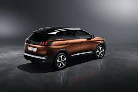 lease a peugeot vwvortex com 2017 peugeot 3008 revealed reimagined in its