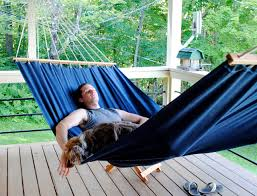 the little dog blog step by step diy hammock