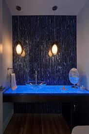 Eclectic Bathroom Ideas Royal Blue Bathroom Design Inspirations Home Interior Decoration