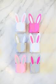 diy printable bunny box lovely indeed