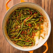 basque style green beans cook u0027s country