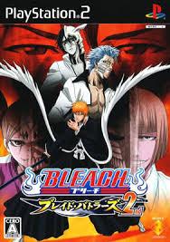 emuparadise bleach bleach blade battlers 2nd ps2 game iso dltku