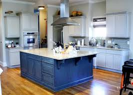 Cobalt Blue Kitchen Cabinets Amazing What Can Be Done With A Bit Of Paint And How