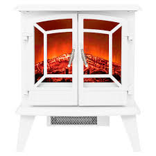 Small Electric Fireplace Heater Small Electric Stove Heaters Freestanding Stoves The Home Depot