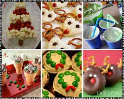 ideas snacks kids christmas party tierra este 13441