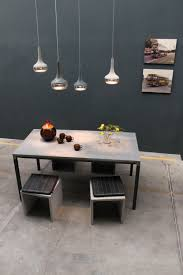 dinner table dining tables from concrete home design architonic