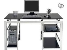 bureau informatique noir bureau informatique compact maison design hosnya com