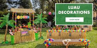 luau decorations luau party supplies hawaiian luau decorations party city