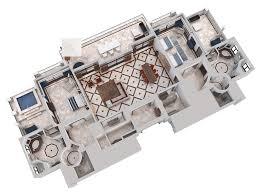 3d floorplans cabo san lucas luxury hotels