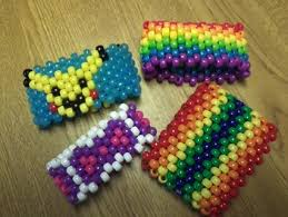 beaded cuff bracelet patterns images Free custom kandi cuff rave plur pony beads any pattern jpg