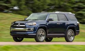2014 toyota 4runner first drive u2013 review u2013 car and driver