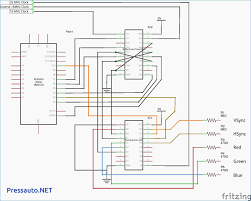 vga wiring diagram on vga download wirning diagrams