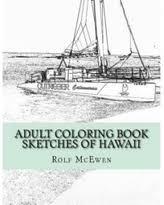 BIG Deal on Adult Coloring Book Paris London Hawaii & Oregon Coast