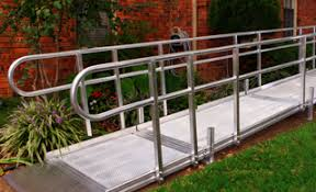 Wheel Chair Ramp Ehls Stair Lifts Wheelchair Lifts Accessibility Arlington