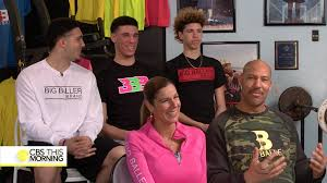 how the lavar ball family went from backyard training to
