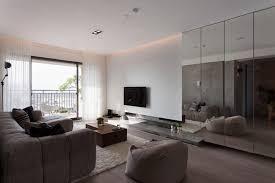 Minimalist Apartment Minimalist Apartment In Taiwan By Fertility Design 2