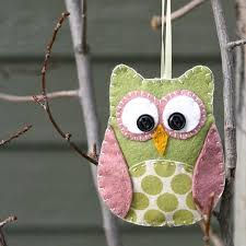 a hoot with these crafts felt owls owl and felting