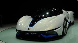 is china u0027s electric nextev car faster than tesla cnn style