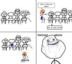 Forever Alone Meme Picture - hilarious forever alone memes lytum