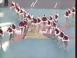 rockettes jazz macy s thanksgiving day parade 2003