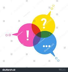 Cmyk Spectrum Speech Bubbles Form Chart Cmyk Color Stock Illustration 215937820